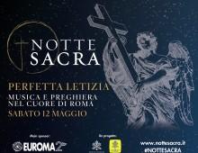 """Al Laterano la presentazione della """"Notte sacra"""""""