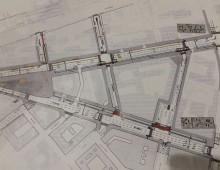 Riunione nella sede Pd: no alla chiusura di viale Castrense