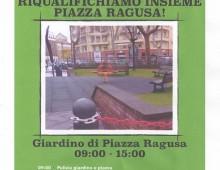 Piazza Ragusa: il 26 maggio incontro pubblico