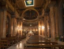 Sant'Anna al Laterano si gemella con Sant'Anna siciliana