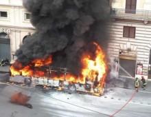Perchè gli autobus prendono fuoco?