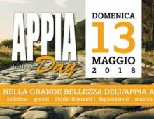 Domenica 13 maggio Appia Day: il programma completo