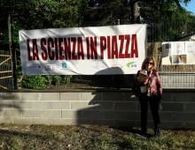 La piazza della Scienza nel VII Municipio