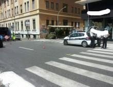 Altro crollo sotteraneo in via Appia Nuova, chiusura carreggiata