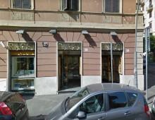 Via Appia: rapina a mano armata alla gioielleria Raggi