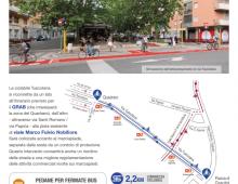 Via Tuscolana: a luglio i lavori per la nuova ciclabile