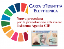 Nuova procedura Carta d'Identità Elettronica