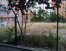 Area verde di via Cesena, qualcosa si muove,  ma solo per la messa in sicurezza