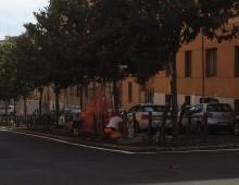 Continuano le politiche anti-auto: via Foligno, taglio ai parcheggi centrali