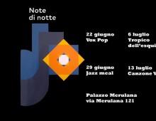 Via Merulana, Note di notte – MaTeMusik