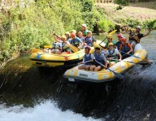 IDEE WEEKEND / Rafting a Roma o nelle vicinanze