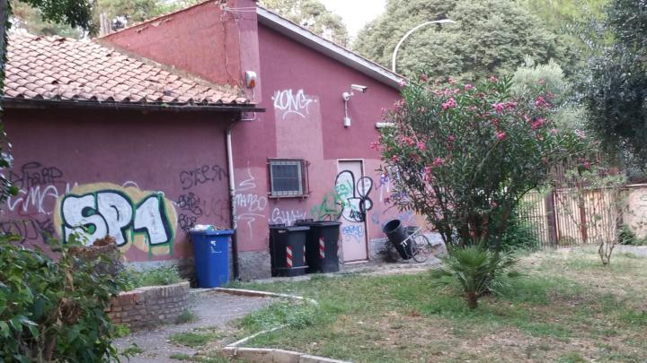 Villa Lazzaroni sede Ama