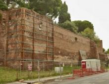 """Mura Latine:  al via i lavori: """" Corsa per salvare la torre"""""""