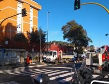 Via Fortifiocca: finalmente un nuovo semaforo e attraversamenti più sicuri