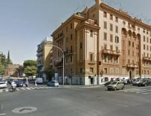 Viale Castrense: sorpreso a rubare cerca di fuggire sul terrazzo di uno stabile vicino