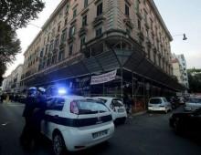 Via Carlo Felice: il palazzo occupato dovrà essere liberato entro gennaio