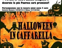 Halloween In Caffarella
