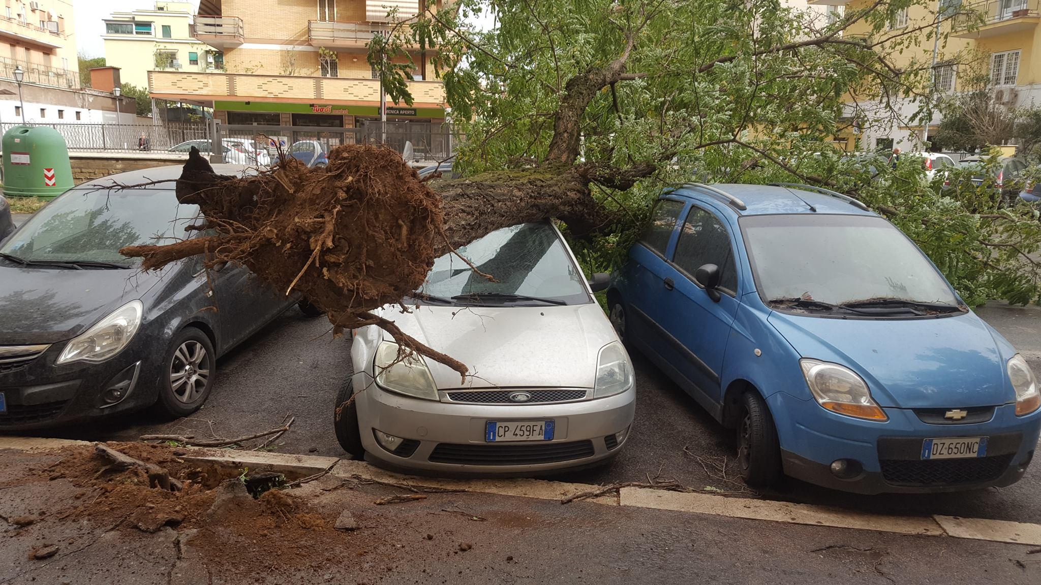 via Rocca Priora