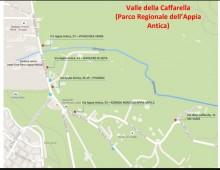 Caffarella: aree espropriate ancora in mano ai privati
