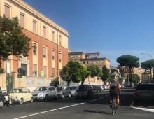 Riaperta al traffico la circonvallazione Appia, chiusa per voragine