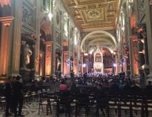 Concerto al Laterano, pioggia di critiche all'Institut Francais