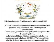 Linguistico Pirelli: rappresentazione teatrale