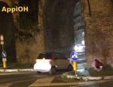 Le Mura Aureliane? Che bella latrina…