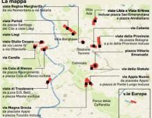 Rivoluzione strisce blu: all' Appio (e non solo) dal prossimo anno pagheranno anche i residenti