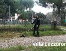 Parchi Municipio VII:  partiti i lavori di manutenzione