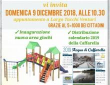 Inaugurazioni in Caffarella