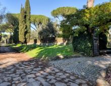 Appia Antica, domenica in bici