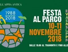 Festa per il trentennale del Parco della Caffarella