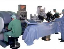 Compie dieci anni il Da Vinci: robot chirurgo del San Giovanni Addolorata