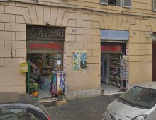 Via San Giovanni in Laterano: rapina un minimarket, arrestato