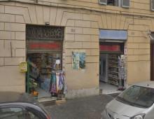 Via San Giovanni in Laterano: rapina un minimarket, arrestato