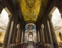 Basilica di Santa Croce In Gerusalemme: la mostra dei 30 presepi