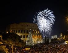Capodanno 2019 : tutti in piazza al Circo Massimo