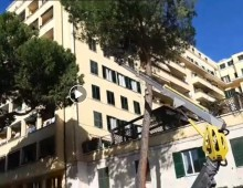 [Video] Largo Pannonia: cominciano i lavori di riqualificazione