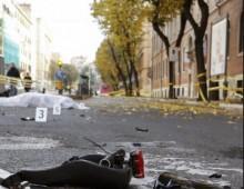 Via Merulana: morto un ciclista investito da un bus turistico