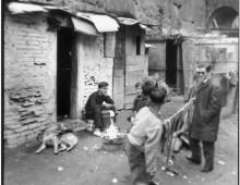 Pierpaolo Pasolini: passeggiando per il Mandrione