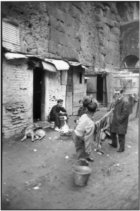 Mandrione Pasolini anni 50