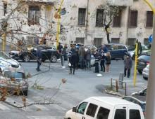 Via Acaia: grave incidente, scooter contro Smart: un morto