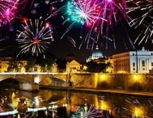 Il Capodanno a Roma: tutti gli eventi