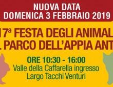 Caffarella: Festa degli Animali Domestici e da Cortile
