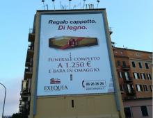 Ponte Lungo: le pubblicità, quelle belle