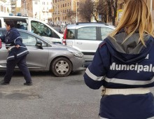 Via Taranto: incidente in mattinata, caos in tutta la zona
