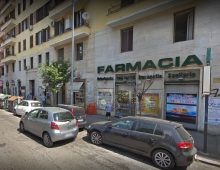 Via Appia Nuova: rapina in farmacia, paura tra i clienti e dipendenti