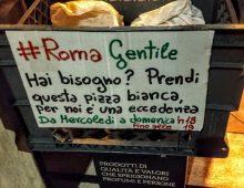 Via Eurialo: donare la pizza in eccedenza, un piccolo gesto di solidarietà per i più poveri