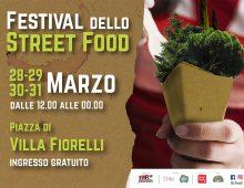 Villa Fiorelli: Festival Street Food da Giovedì 28 a Domenica 31 Marzo