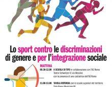 Municipio VII: 8 marzo, un calcio alle discriminazioni